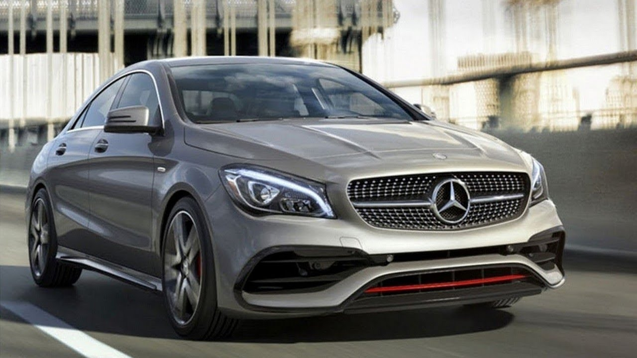mercedes benz cla class 250 sport 2017 review specs reviews auto highlights youtube. Black Bedroom Furniture Sets. Home Design Ideas