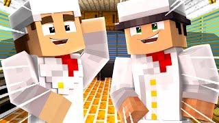 Minecraft Zgraja - JAK ZOSTAĆ DOBRYM KUCHARZEM #12