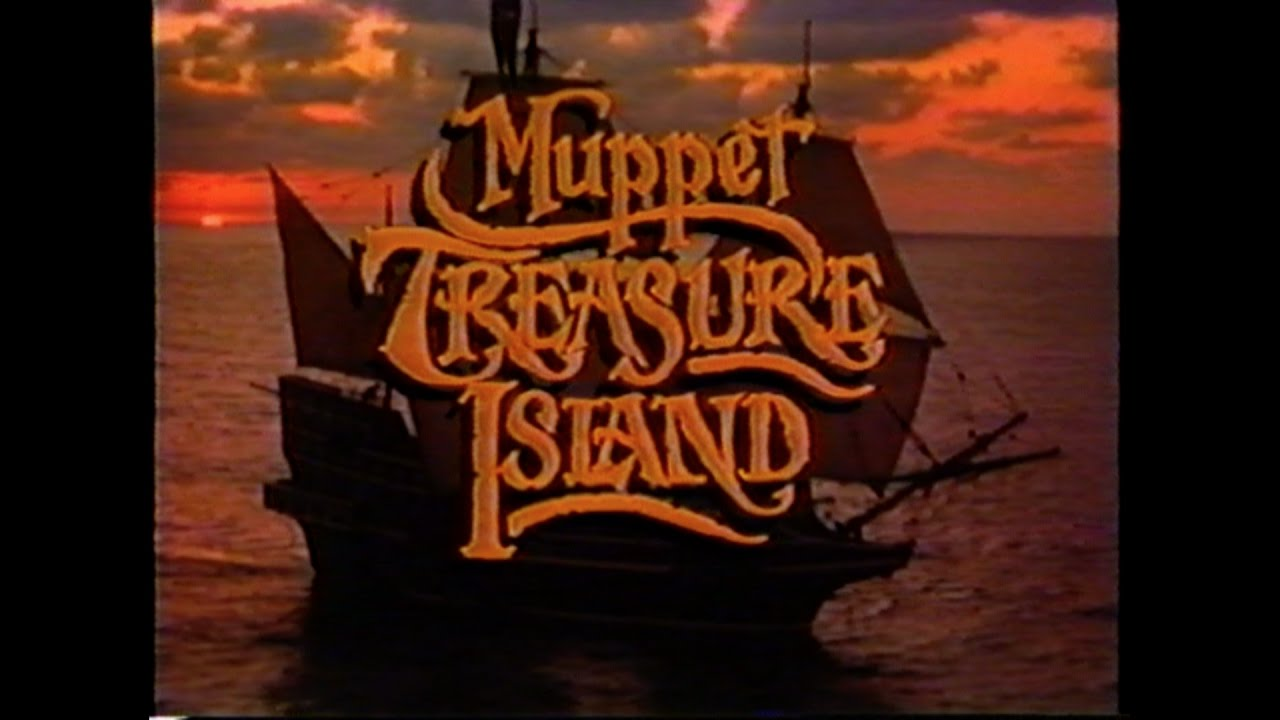Opening To Muppet Treasure Island