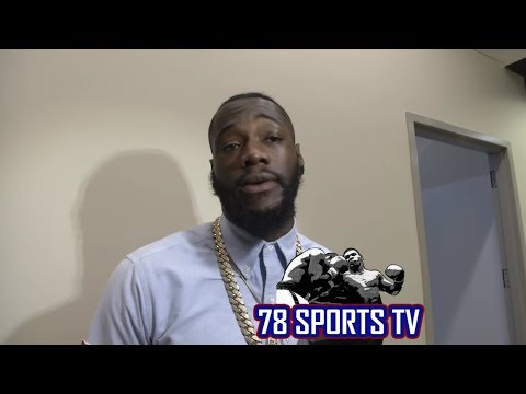 BREAKING NEWS: DEONTAY WILDER GIVES UPDATE ON ANTHONY JOSHUA FIGHT