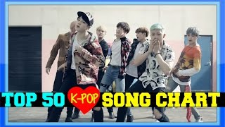 [TOP 50] K-POP SONGS CHART - MAY 2016 (WEEK 1)