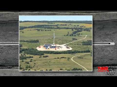 Shale Fracking Process