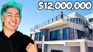 Customizing A Mansion In 50 Hours ft. Steve Aoki | ZHC Crafts