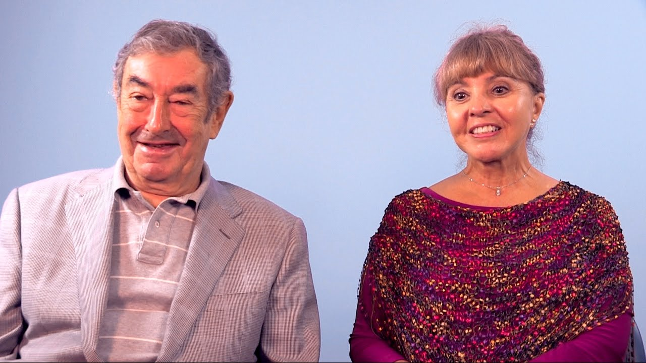 A screenshot from Oral History: The Beckman Foundation (Harry Gray and Jacqueline Dorrance)