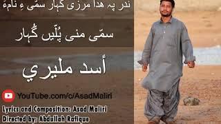 Sammi Mani Pullen Gowar Jaga [ Balochi Song ] [ Balochi Video Song 2020 ] [ By Asad Maliri ]