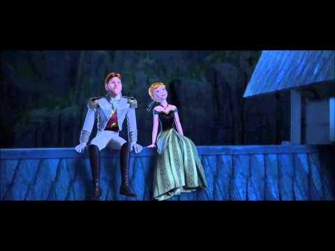 Frozen - Love is an Open Door HD