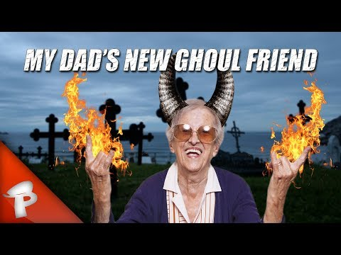 My Dads New Ghoul Friend | Redonkulas.com