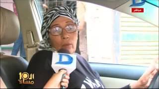 بالفيديو| سيدة تعمل سائقة تاكسي: