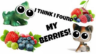 LPS: I Think I Found My Berries Resimi