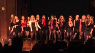 Before He Cheats- Powder Room at ICHSA Nationals! Thumbnail