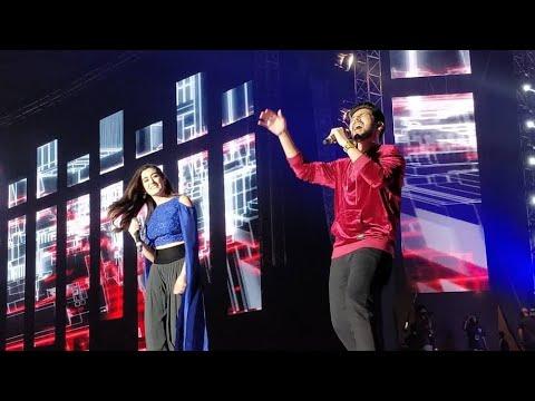 Armaan Malik Live -  with AR Rahman in Dubai - Republic Day 2018 || Last Night