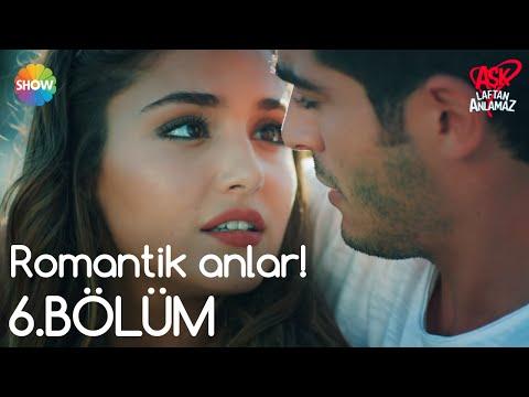 Aşk Laftan Anlamaz 6.Bölüm | Murat ve Hayat romantik anlar! (Sezen Aksu