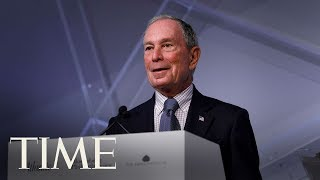 Michael Bloomberg Makes Unprecedented $1.8 B Donation To Johns Hopkins to Boost Financial Aid | TIME