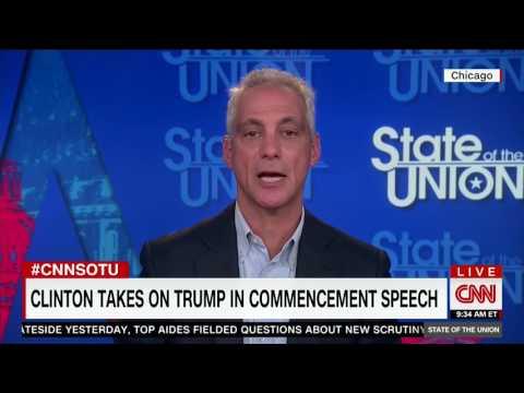 Rahm Emanuel Dodges on Whether Hillary Clinton Should Run Again