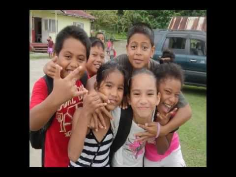 A Day In The Life of a WorldTeach Volunteer-  Kosrae, Micronesia