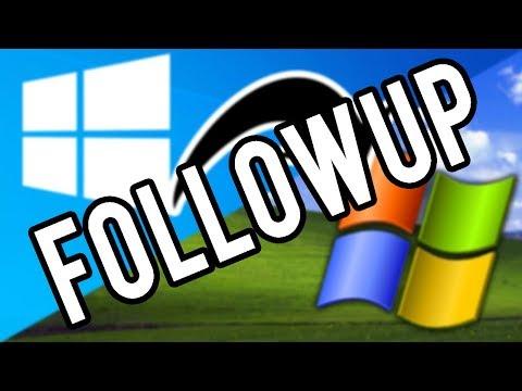 Followup - Make Windows 10 Look EVEN MORE Like XP