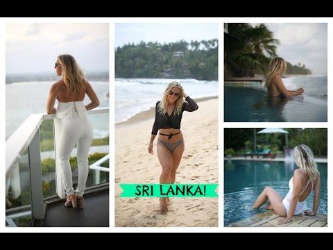 Sri Lanka Vlog! Surfing In Weligama, Marissa, Udawalawe, Elephants, Unawatuna | EmTalks