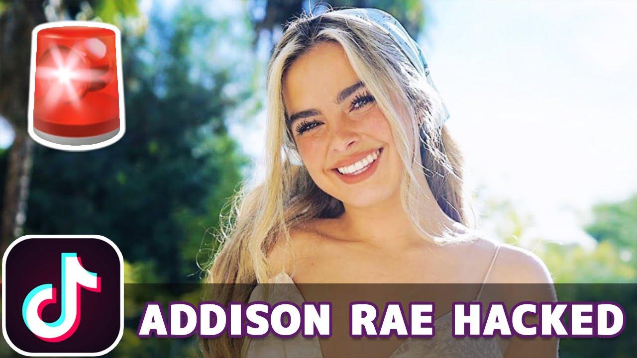 🚨 Addison Rae's TikTok Got HACKED & BANNED!