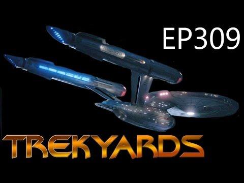 Trekyards EP309: USS Enterprise 1701 (First Look) (Discovery)