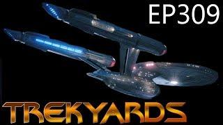 Trekyards EP309 USS Enterprise 1701 First Look Discovery