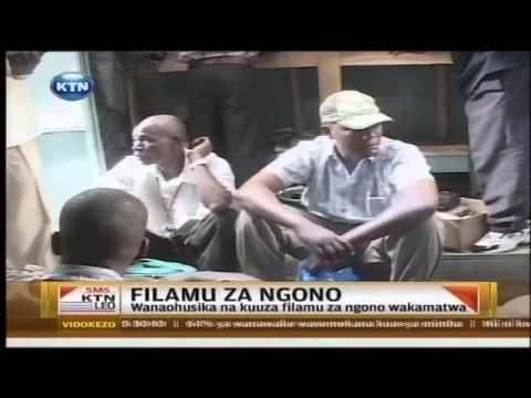 Wauzaji wa filamu za ngono watwa Mombasa