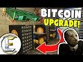 Bitcoin Mining Upgrade - GMOD DarkRP (New Base Lots of Money!)
