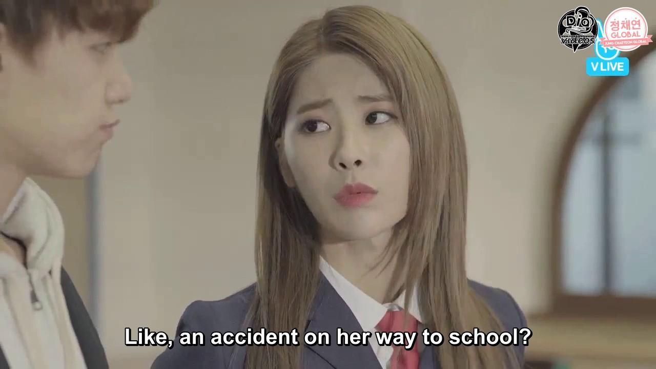 [ENG-SUB] DIA's Web Drama - Happy Ending Part 2 (Eunjin & Huihyeon)