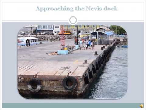 May 2016  Narration of Trip to St  Kitts Nevis