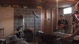 Donovan Drumset Demolition