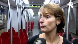 Randstadrail naar Rotterdam Centraal
