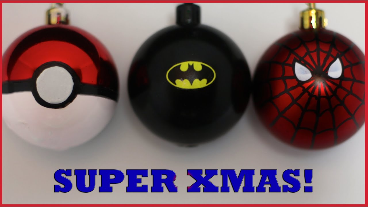 marvel and dc and super hero decorations and more