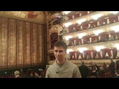 В Москве состоялось открытие Большого Театра
