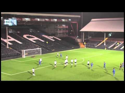 Fulham U21s 3-1 Chelsea U21s - Barclays U21 Premier League