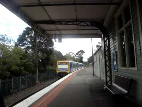 Metro Trains:Alamein Line 2010 and 2013 obervations ft.victoriantrainsnexus
