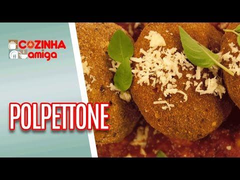 Polpettone, Tagliatelle De Limão E Bolo De Cenoura - Carla Pernambuco | Cozinha Amiga (20/04/18)