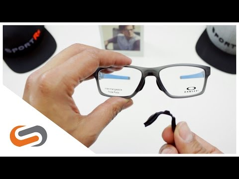 spedizione teoria acuto  How To: Interchange Nose Pads on Oakley MNP Glasses | SportRx - YouTube