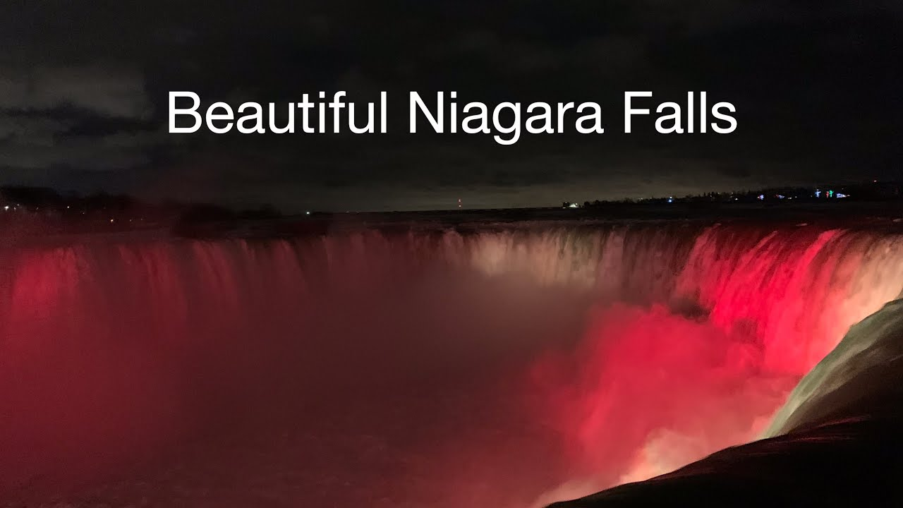 Niagara Falls - Day and Night