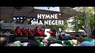 HYMNE SMA NEGERI 5 BANDUNG (Edited by: Meidy 590)