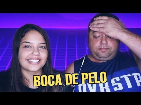 PAI REAGINDO A FUNK PESADÃO *com clipe*