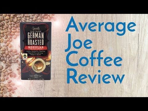 Specially Selected (Aldi) German Roasted Regular Coffee Review