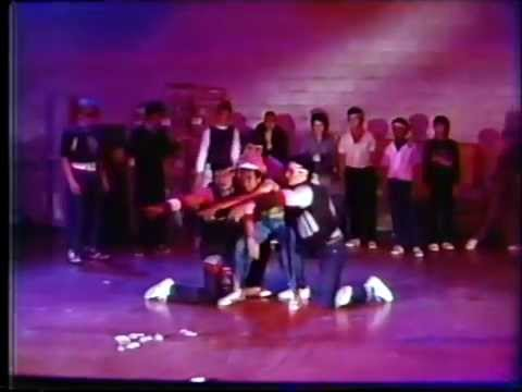 Weekday Show featuring South High School 1984 Break Dancers - RadioActive Salt Lake City, Utah