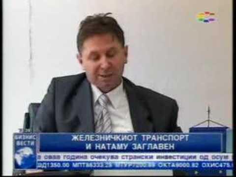 NEWS - Greece blockaded Macedonian railways transport - day 6