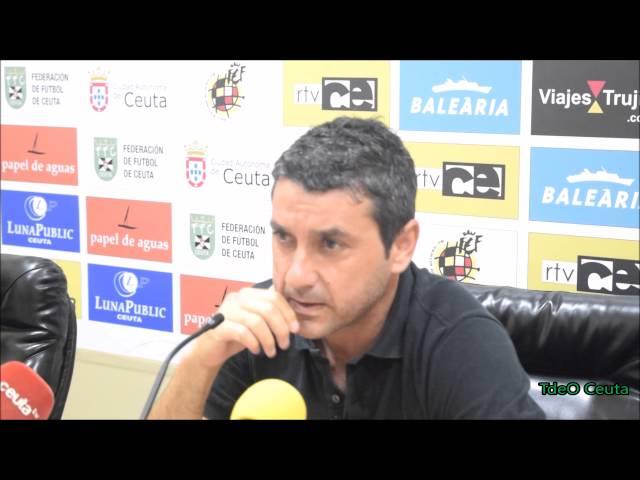 Previo Atlético Espeleño AD Ceuta FC