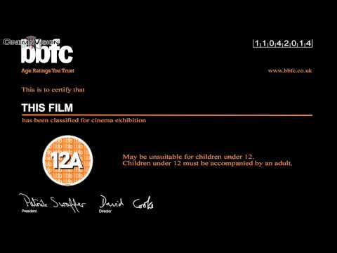 BBFC Colors Ratings