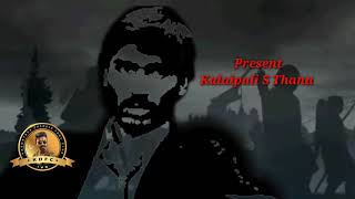 Asuran Title Card   Dhanush   Vetrimaaran   Kalaipuli S Thanu   Kollywood   Fanmade
