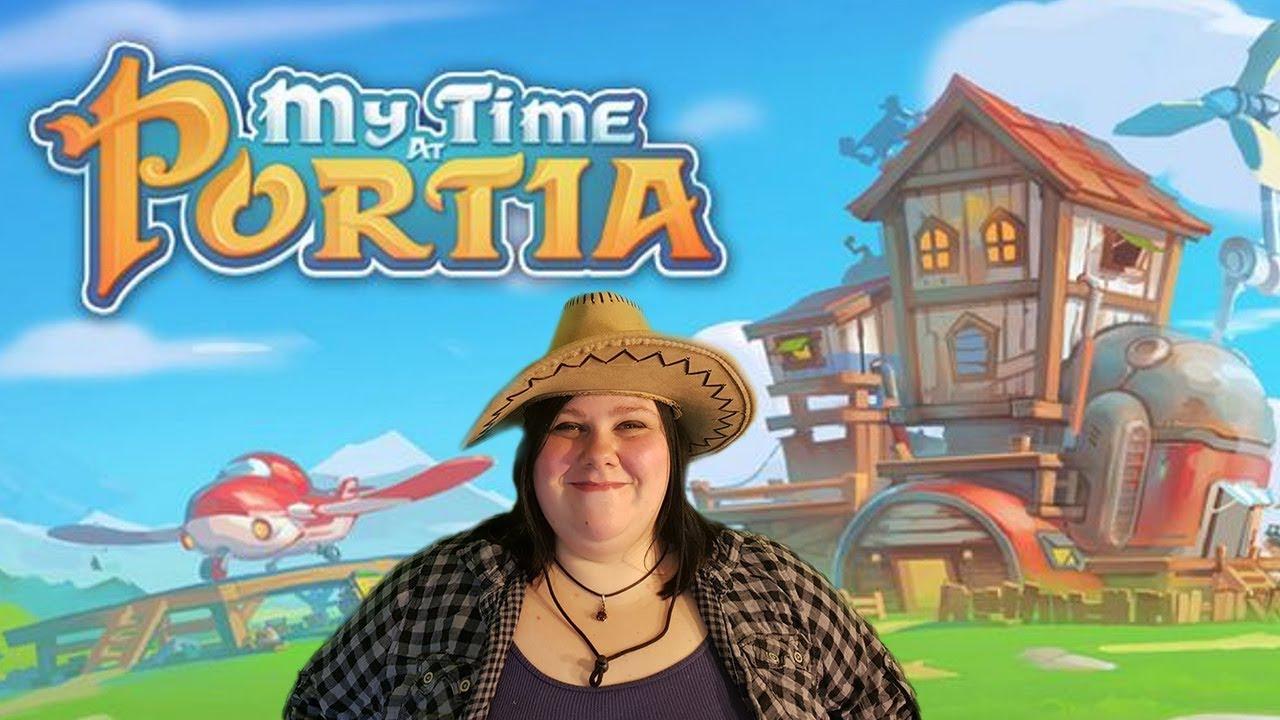 Prawie farma – My Time At Portia
