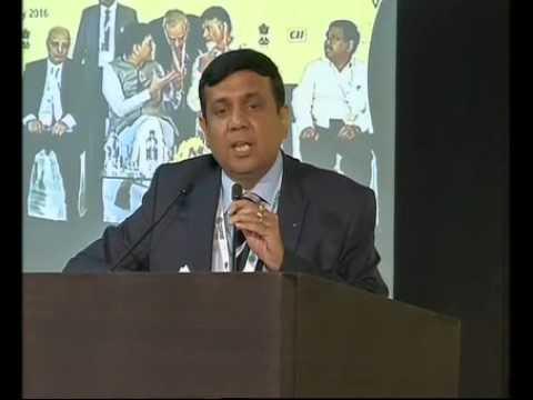 CII Summit-2016 Visakhapatnam