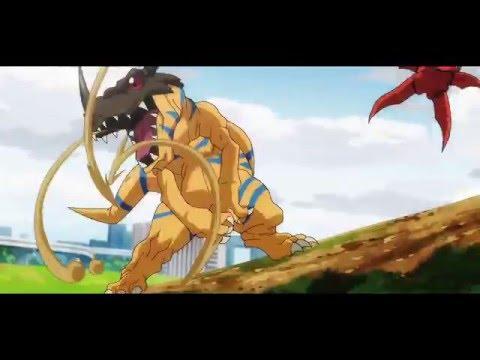 「AMV」Digimon Tri - ♪Digital World♪ // [HD]