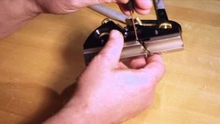 Attaching The Bridge City Hp-6v2 Female Dovetail Kit