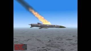 F 14A over central Europe CAP gone right